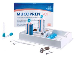 MUCOPREN SOFT LINER SET