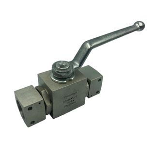 BBKH-20-FF Ball Valve With Quick Connections (BBKH Series)