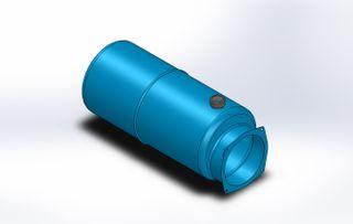 SMITHS WA ROUND TANK 9.0 L WITH SIDE GLASS