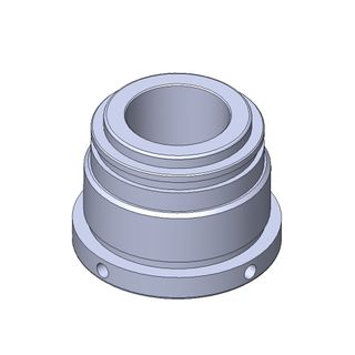 """CYLINDER 2 1/2"""" BORE GLAND S/A"""