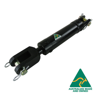 """AG CYLINDER 2"""" BORE, 18"""" STROKE, DUAL PORTS"""