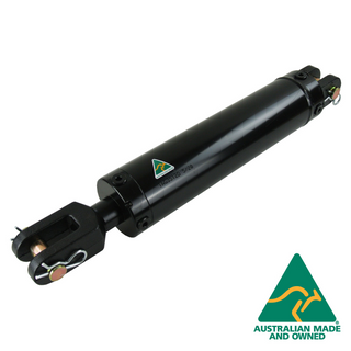 """AG CYLINDER 3.5"""" BORE, 8"""" STROKE, DUAL PORTS"""