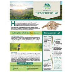 The Science of Hay