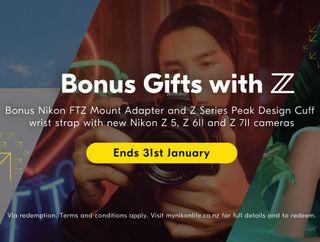 Nikon Z Bonus Promotions