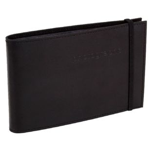 CITI LEATHER 4X6 ALBUM BLACK
