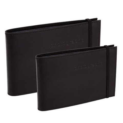 CITI LEATHER BLACK 5X7 60PHT
