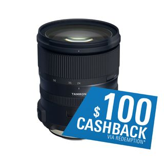 TAMRON SP 24-70MM F2.8 DI VC USD G2  NIKON