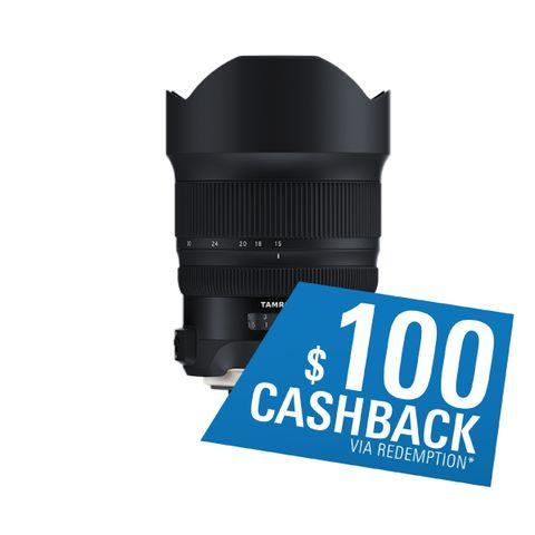 TAMRON SP 15-30MM F2.8 DI VC USD G2 NIKON