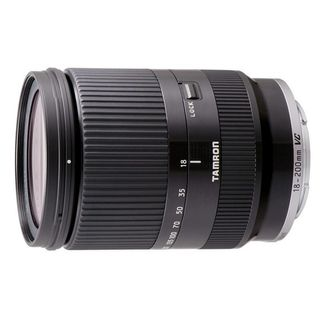 TAMRON 18-200MM F3.5-6.3 DI III VC SONY E BLACK