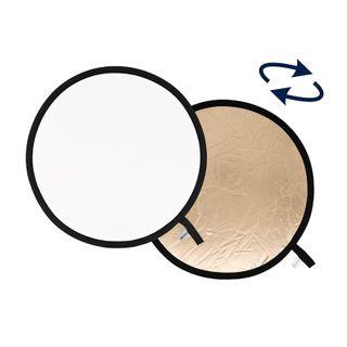 REFLECTOR SUNFIRE/WHITE 75CM