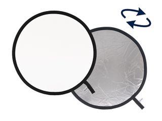 REFLECTOR SILVER/WHITE 120CM