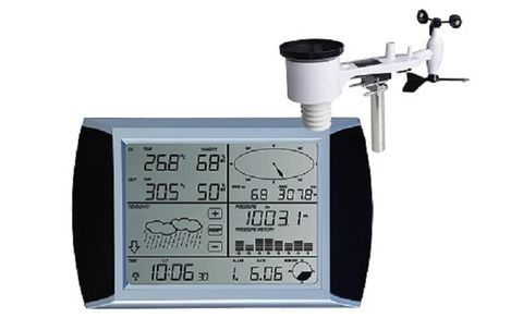 TESA WS1081 TOUCH SC PRO WEATHER STATION