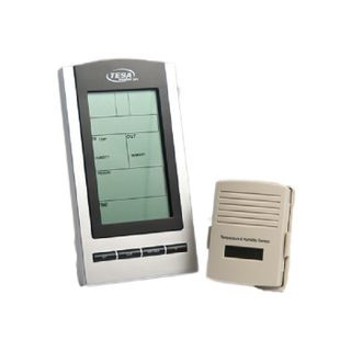 TESA WS1151 MOON PHASE WEATHER STATION