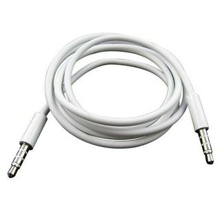 3.5MM TO 3.5MM STEREO AUDIO CABLE 1M