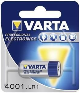 VARTA ALK LONGLIFE POWER LR1 N-TYPE 1PK