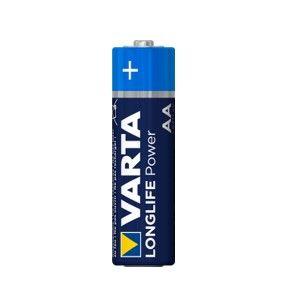 VARTA ALKALINE LONGLIFE POWER AA 40PK