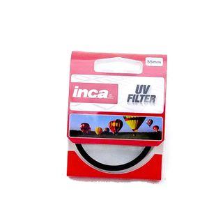 INCA 55MM UV FILTER