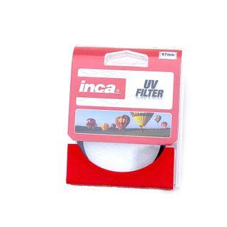 INCA 67MM UV FILTER