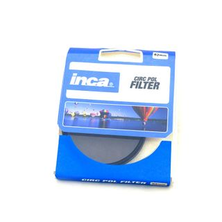 INCA 58MM CIRC POLAR FILTER