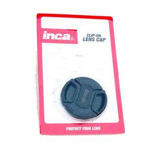 INCA 52MM LENS CAP CLIP ON