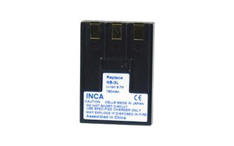 INCA CANON NB-3L COMPATIBLE BATTERY