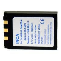 INCA OLYMPUS LI-10B COMPATIBLE BATTERY