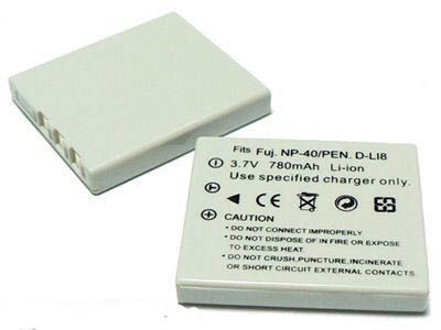 INCA FUJI/PENT NP-40 COMPATIBLE BATTERY