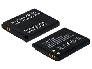 INCA CANON NB-8L COMPATIBLE BATTERY