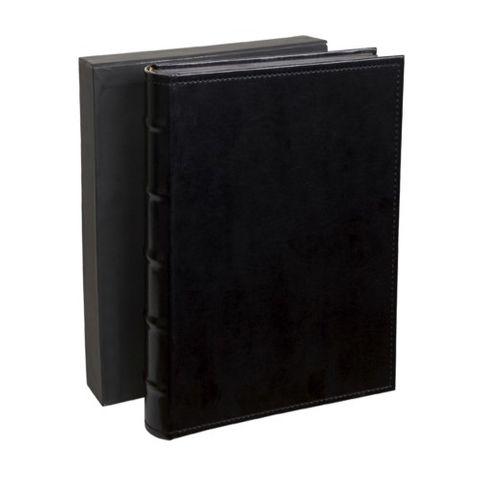 REGAL DRYMOUNT 240X290 80 PAGES BLACK