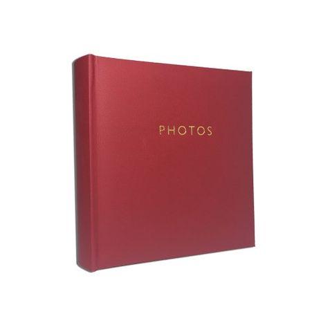 HAVANA RED 200 PHOTOS 4X6 ALBUM