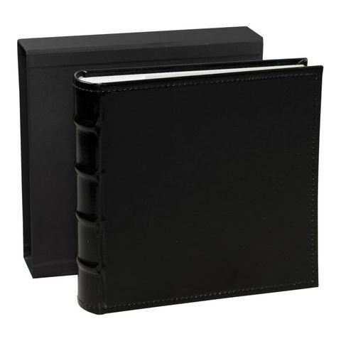 REGAL DRYMOUNT 240X160 50 PAGES BLACK