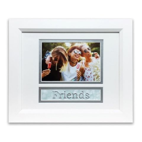 OCCASIONS FRIENDS 8X10/4X6 FRAME
