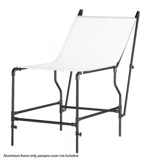 MANFROTTO 320PSLB MINI STILL LIFE TABLE BLACK WITHOUT COVER