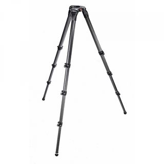 536 CF 3-STAGE VIDEO TRIPOD 75/100
