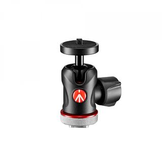 MANFROTTO 492 CENTRE BALL HEAD WITH COLD SHOE MOUNT