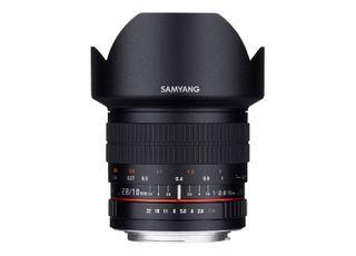 SAMYANG 10MM F2.8 ED AS NCS CS CANON EF