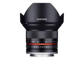 SAMYANG 12MM F2.0 NCS CS MFT BLACK
