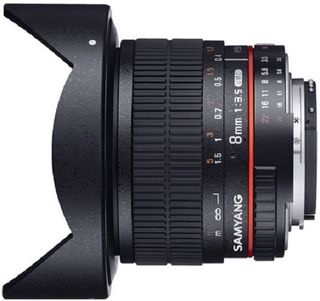 SAMYANG LENS HOOD FOR 8MM F3.5 AS MC FISHEYE CSII DH LENS