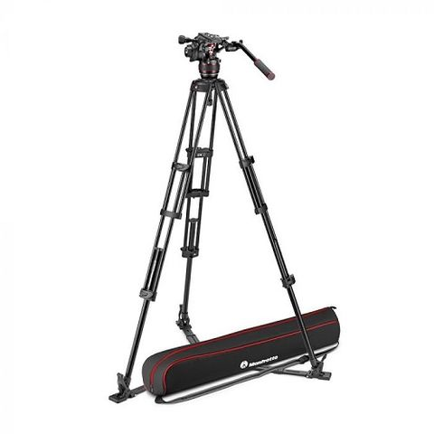NITROTECH 608 HEAD CARBON TWIN GS TRIPOD