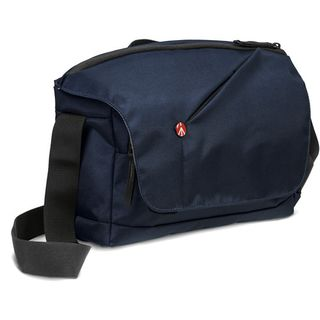 MANFROTTO NX CSC MESSENGER BLUE