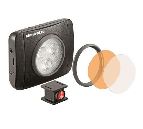LUMIMUSE 3 (PLAY) LED LIGHT BK