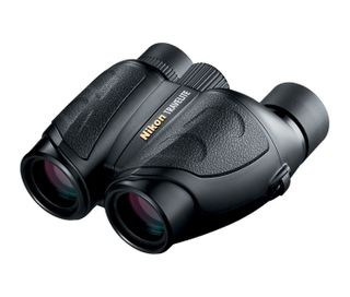 NIKON TRAVELITE VI 10X25 CENTRAL FOCUS BINOCULARS