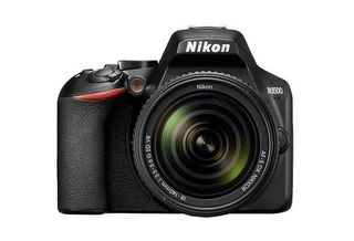 NIKON D3500 DSLR WITH AF-S 18-140MM VR LENS