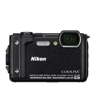 NIKON COOLPIX W300 TOUGH COMPACT CAMERA BLACK
