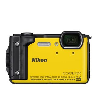 NIKON COOLPIX W300 TOUGH COMPACT CAMERA YELLOW