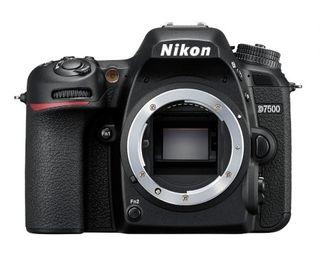 NIKON D7500 DSLR BODY ONLY