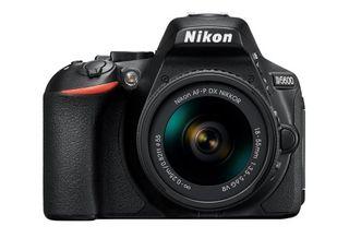 NIKON D5600 DSLR WITH AF-P 18-55MM VR LENS