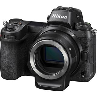 NIKON Z 6 MIRRORLESS BODY ONLY AND FTZ MOUNT ADAPTER