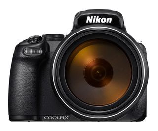NIKON COOLPIX P1000 125X SUPER ZOOM CAMERA BLACK