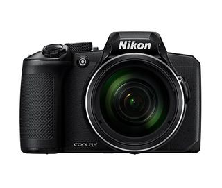 NIKON COOLPIX B600 60X SUPER ZOOM COMPACT CAMERA BLACK